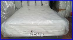 Sensaform mattress 9000 pillow top kingsize mattress