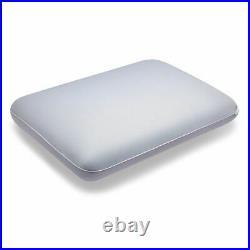 Serta CleanSleep Antibacterial Sleep Gel Memory Foam Pillow Graphene Cover