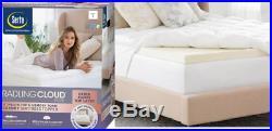 Serta Cradling Cloud Plus 5 Pillow Top Luxury Memory Foam Twin New In Box