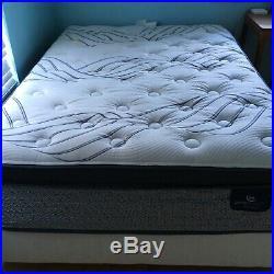Serta Perfect sleeper Select Kleinmon II 13.25 Firm Pillow Top Full