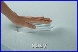 Serta ThermaGel 3-in Memory Foam Mattress Topper California King