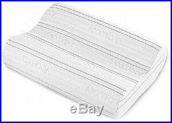 Serta iComfort Sleep System Contour Cool Action Dual Effects Memory Foam Pillow