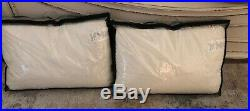Set Of 2 BedGear BALANCE 3.0 Performance Pillows AIR-X Brand New TWO FOR YOU