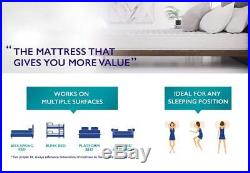 Signature Sleep 13 inch Pillow-Top Independently Encased Coil Mattress for Added