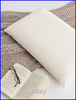 Silentnight Impress Deluxe Memory Foam Pillow, Firm, Polyester, White, 70 x 39 c