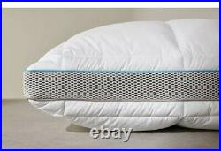 Simba Hybrid Outlast Hot And Cold with Nanotube Technology Memory Foam Pillow