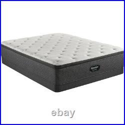 Simmons Beautyrest Silver Plush Pillow Top Twin XL Mattress 700810108-1020