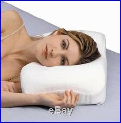 SleepRight Splintek Side Sleeping Memory Foam Pillow SR245PRO 24x12x5