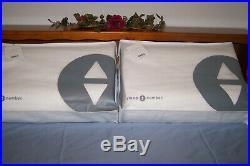 Sleep Number Variacool Contour Standard/queen Pillows New-pair