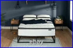 Sleep Soul Bliss King Size 150cm 5FT Mattress Pillow Top Memory Foam Pocket