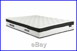 Sleep Soul Cloud Kingsize 150cm 5FT Mattress Pillow Top Memory Foam Pocket
