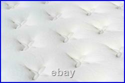 Sleep Soul Cloud Super King 180cm 6FT Mattress Pillow Top Memory Foam Pocket