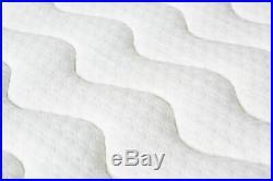 Sleep Soul Space Mattress Pillow Top Memory Foam 2000 Pocket 3 Sizes