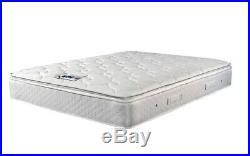 Sleepeezee Memory Comfort 1000 Pocket Pillow Top DOUBLE 4'6 Mattress RRP£699