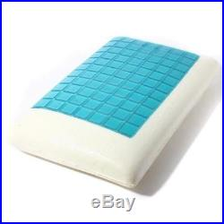 Soft Comfortable Gel Memory Foam Cooling Pillow