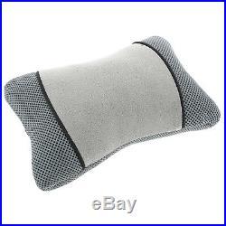 Sumex Car Seat Headrest Pad Memory Foam Travel Pillow Head Neck Support Cushion