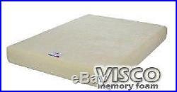 Super King Extreme MemoryFoam Mattress & Tempur Pillow