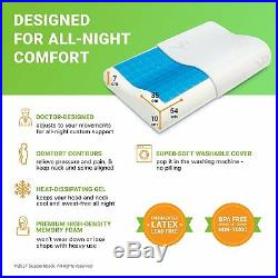 Supportiback Pillow, Flat Feet Arch Knee Hip Bunions and Hammer Toe Therapeutic