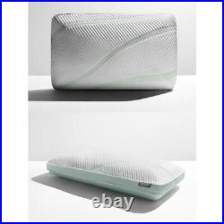 TEMPUR-Adapt ProHi + Cooling King Memory Foam Pillow Hypoallergenic (1-Pack)