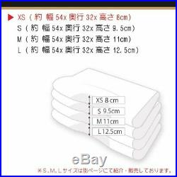 TEMPUR Genuine Memory foam Millennium Neck pillow Hard M size made in Japan