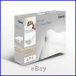 TEMPUR Genuine Memory foam Millennium Neck pillow Hard S size Fast F/s withTrack#