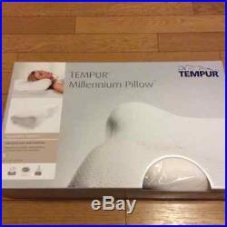 TEMPUR Genuine Memory foam Millennium Neck pillow Hard S size Fast Shipp Japan