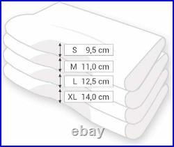 TEMPUR-PEDIC Memory Foam Pillow 50012-90 Millennium Neck Pillow Large NEW