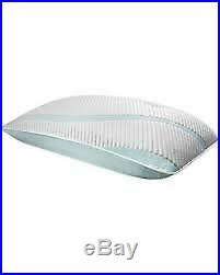 TEMPUR-PEDIC TEMPUR-Adapt ProMid + Cooling Queen Pillow, White