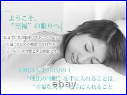 TEMPUR Pillow Original Neck Pillow XS size Ergonomic Memory foam pillow Japan