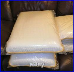 THE EVE MEMORY FOAM PILLOWS 2 sets NEW NORMALLY £240 4 pillows 50 X 75CM