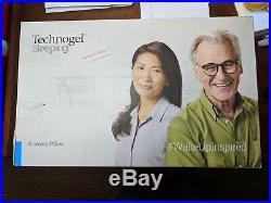 Technogel Anatomic King Size Pillow Customer Return