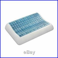 Technogel Anatomic King Size Pressure Relieving, Cooling Gel & Memory Foam Bed P