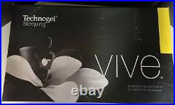 Technogel Contour Sleeping Pillows Vive Line Classic Neck Support Pillow