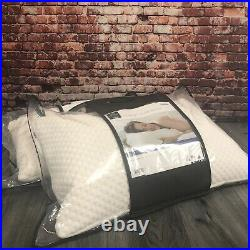 Tempur Comfort Pillow Original x 2 Pillows Brand New