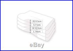 Tempur Genuine Memory Foam Millennium Neck Pillow Hard M Size with Tracking