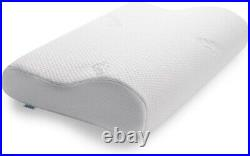 Tempur Genuine Memory foam Millennium Neck pillow Hard L size 50012-90 NEW