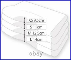 Tempur Genuine Memory foam Millennium Neck pillow Hard L size from Japan F/S