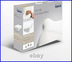 Tempur Genuine Memory foam Millennium Neck pillow Hard S size from Japan F/S
