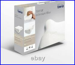 Tempur Genuine Memory foam Millennium Neck pillow Hard XS size from Japan F/S