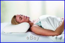 Tempur Millennium Neck Pillow M approx. WxDxH 21.3 x 12.6 x 4.33 in 54 x 32 x 11