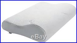 Tempur Original Sleeping Pillow -L Memory Foam Back Side Sleep Ergonomic Support