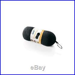 Tempur-Pedic Memory Foam Comfort Cushion Travel Pillow All Purpose Peanut