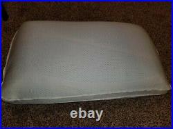 Tempur-Pedic Pro Hi Breeze Queen Pillow Medium Hi Profile