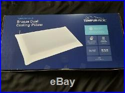 Tempur-Pedic TEMPUR-Cloud Breeze Dual Cooling King Pillow