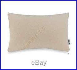 Tempur Pedic Travel Comfort Pillow TempurPedic Memory Foam Portable Cushion