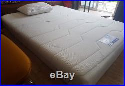 Tempur Sensation Deluxe 22cm Kingsize Mattress 200cm X 150cm (free Pillow)