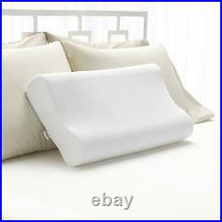 Therapeutic Support Contour Memory Foam Pillow Queen Size