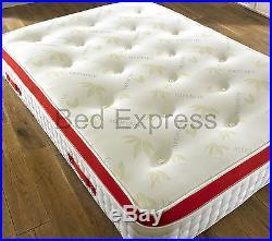 Topper Mattress 3ftsingle 4ft6 Double 5ft King Memory Foam Pillow Top Mattress