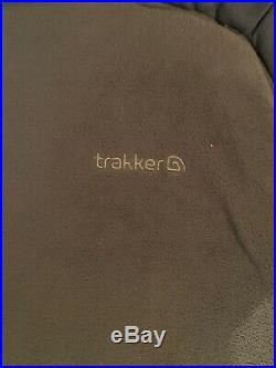 Trakker Rlx Flat Memory Foam Bedchair, Trakker Sleeping Bag & Pillow Cost £285