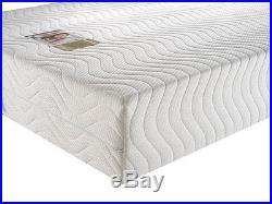 Trusleep Classic 200 Max King Visco Elastic Memory Foam Mattress & Pillows